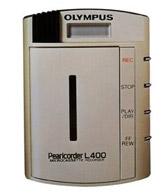 Olympus PearlCorder L400