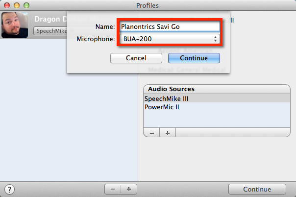 How to configure the Plantronics Savi Go for use with Dragon