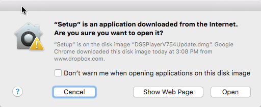 how to install a mac application