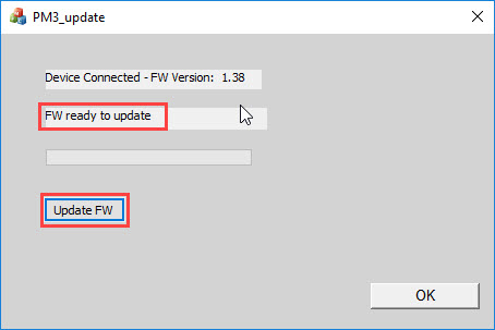 Nuance PowerMic III firmware v1.41 update module