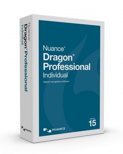 Dragon Professional Individual v15 box