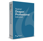 Dragon NaturallySpeaking Professional Individual Boxshot